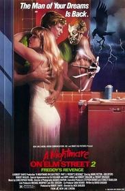 Nightmare on Elm Street 2 poster