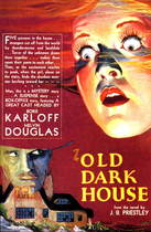 The Old Dark House 1932 poster