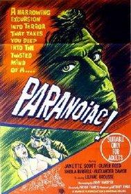 Paranoiac poster