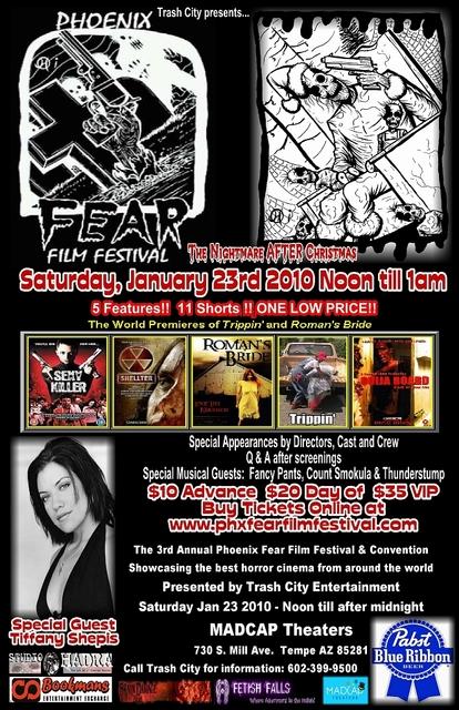 Phoenix Fear Film Festival 2010