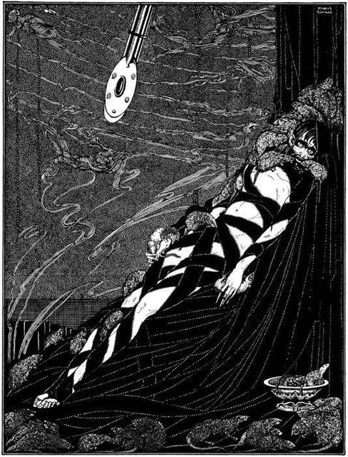 Pit and the Pendulum by Edgar Allan Poe