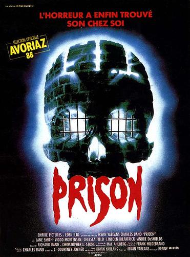 Prison 1988 film for Inside french horror movie