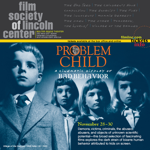 Problem Child - The Film Society of Lincoln Center