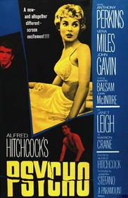 Psycho 1960 poster