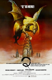 Q: The Winged Serpent poster
