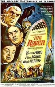 Raven 1963 poster