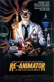 Re-Animator poster