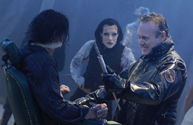 Anthony Stewart Head and Ogre in Repo! The Genetic Opera
