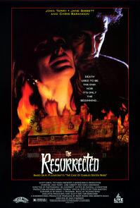 Resurrected poster