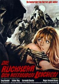 Return of the Evil Dead poster