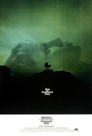 Rosemary's Baby 1968 poster