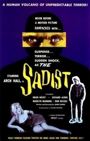 The Sadist poster