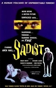 The Sadist poster