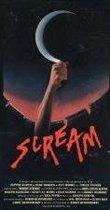 Scream 1985 VHS