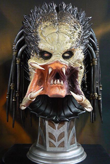 Predator Life-size Bust