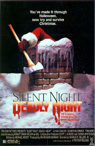 Silent Night Deadly Night poster