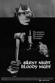 Silent Night Bloody Night poster