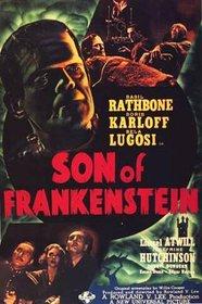 Son of Frankenstein poster