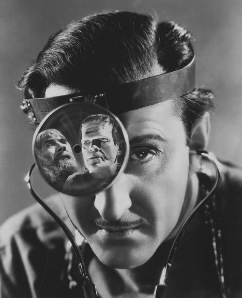 Son of Frankenstein publicity photo