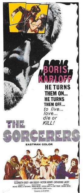 The Sorcerers poster