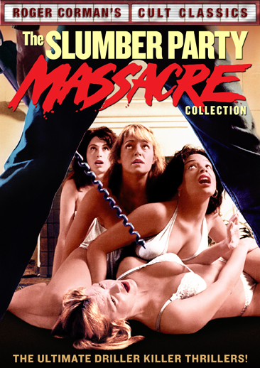 Slumber Party Massacre Collection DVD