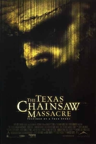 Texas Chainsaw Massacre 2003 poster
