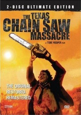 Texas Chain Saw Massacre 1974 Dark Sky DVD