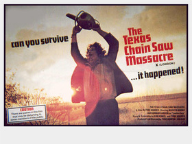 Texas Chain Saw Massacre quad
