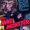 Mad Monster poster