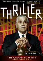 Boris Karloff's Thriller on DVD
