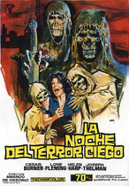 Tombs of the Blind Dead poster