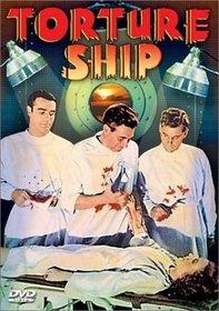 Torture Ship DVD