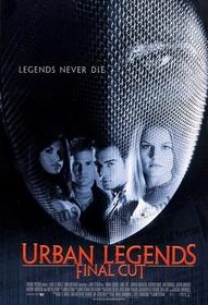 Urban Legends: Final Cut poster