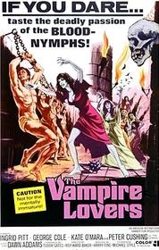 Vampire Lovers poster