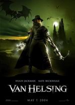 Van Helsing poster