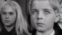 Creepy Kids in Wolf Rilla's Village of the Damned (1960)