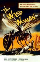 Wasp Woman poster