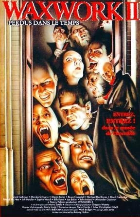Waxwork II: Lost in Time poster