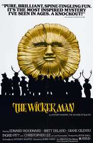 The Wicker Man 1973 poster