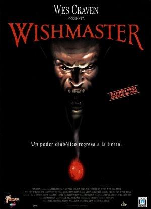 Wishmaster poster