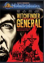 Witchfinder General DVD