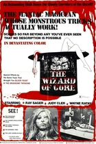 Wizard of Gore poster