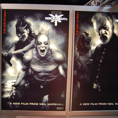 Doomsday Poster Set #2