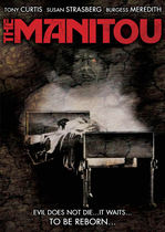 The Manitou on DVD from Anchor Bay