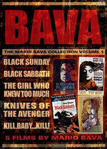 Bava Collection Volume 1 on DVD from Anchor Bay